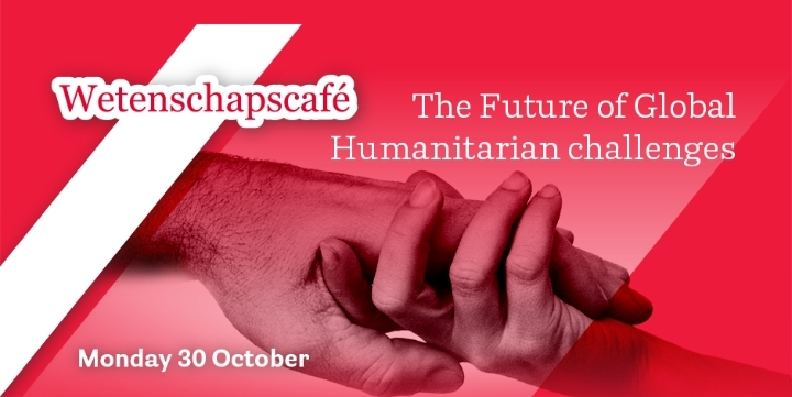 Science Cafe: the future of Global Humanitarian challenges