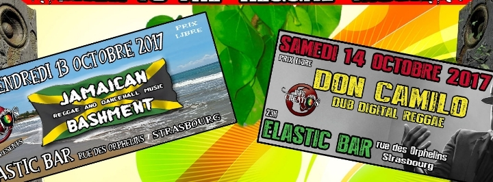 DON CAMILO / BACK TO THE REGGAE MUSIC PARTY N6