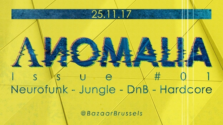 Anomalia - Issue#01