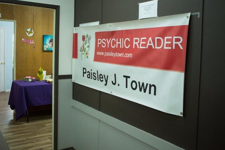 Halloween Psychic Fair - Paisley Town