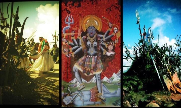 Samhain Ritual Ahnen & Kali