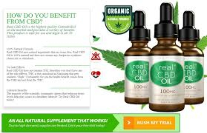 Real CBD Oil - Best Natural Supplement That Work
