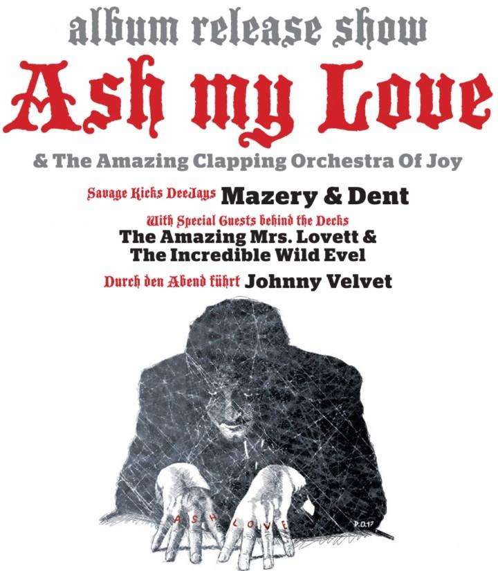 Ash My Love `Money` Album Release Show