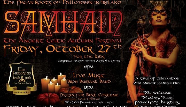 Samhain - Pagan roots of Halloween in Ireland