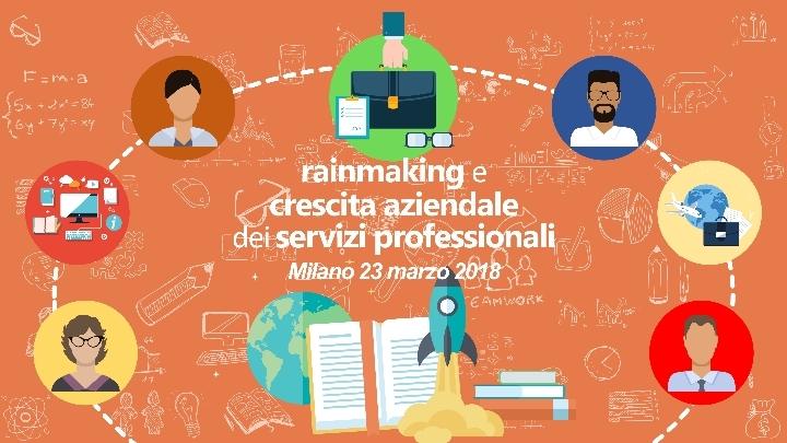 Rainmaking e Crescita Aziendale dei Servizi P