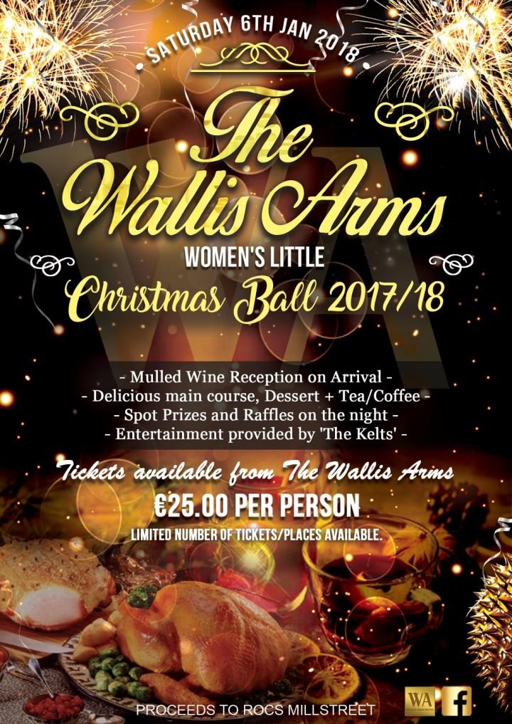 Women's Little Christmas Ball 2017/2018