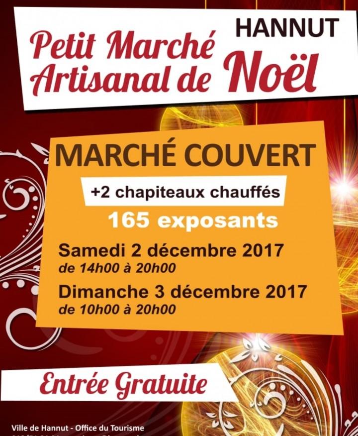 Marché de Noël de Hannut