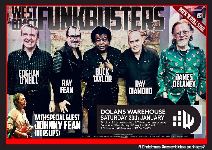 West Coast FunkBusters Live