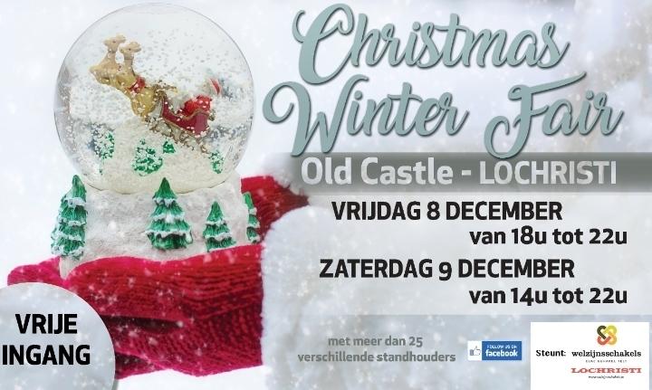 Christmas winter Fair