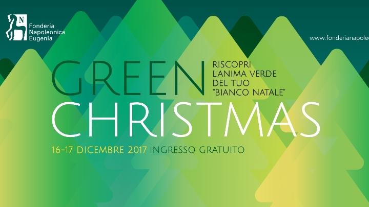 Green Christmas in Fonderia Napoleonica