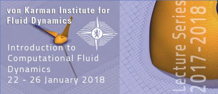 von Karman Lecture Series: Introduction to Computational Fluid Dynamics