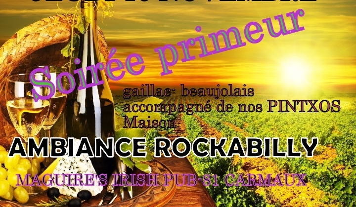 SOIREE PRIMEUR