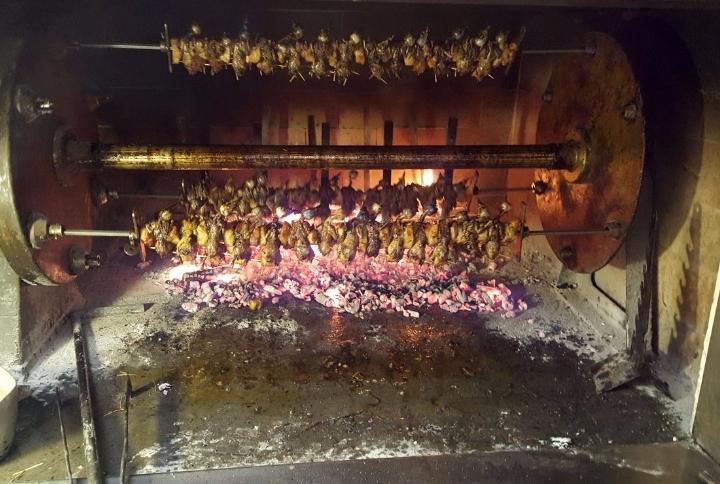Menù di Cacciagione unico in Umbria