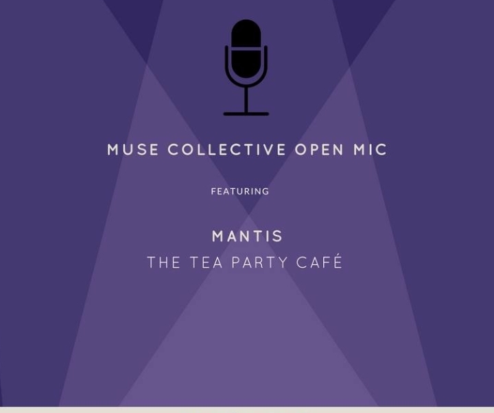 Muse Collective Open Mic with featured artist Mantis