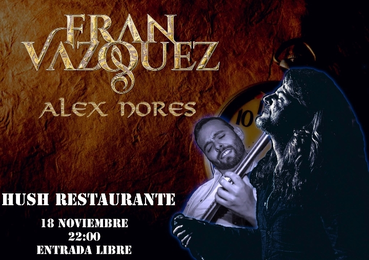 Fran Vázquez & Alex Nores