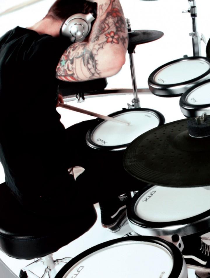 Yamaha Dtx Rock Band
