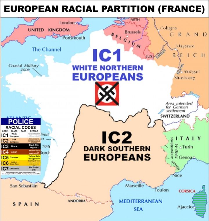 EUROPEAN RACIAL PARTITION NEGOTIATIONS
