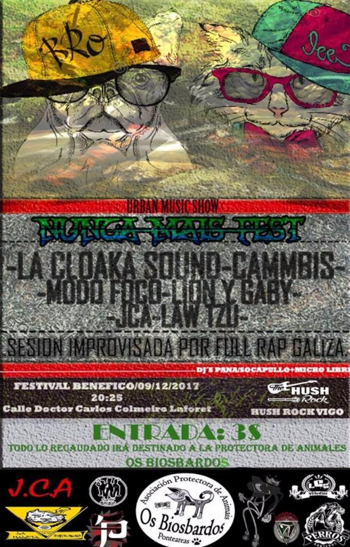 Urban Music Show - Nunca Mais Fest
