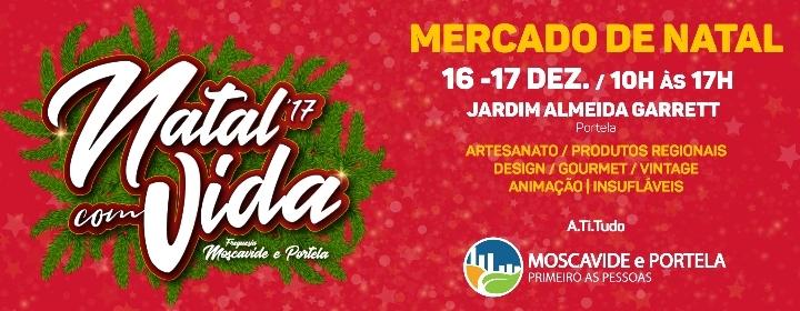 Mercado de Natal - Portela