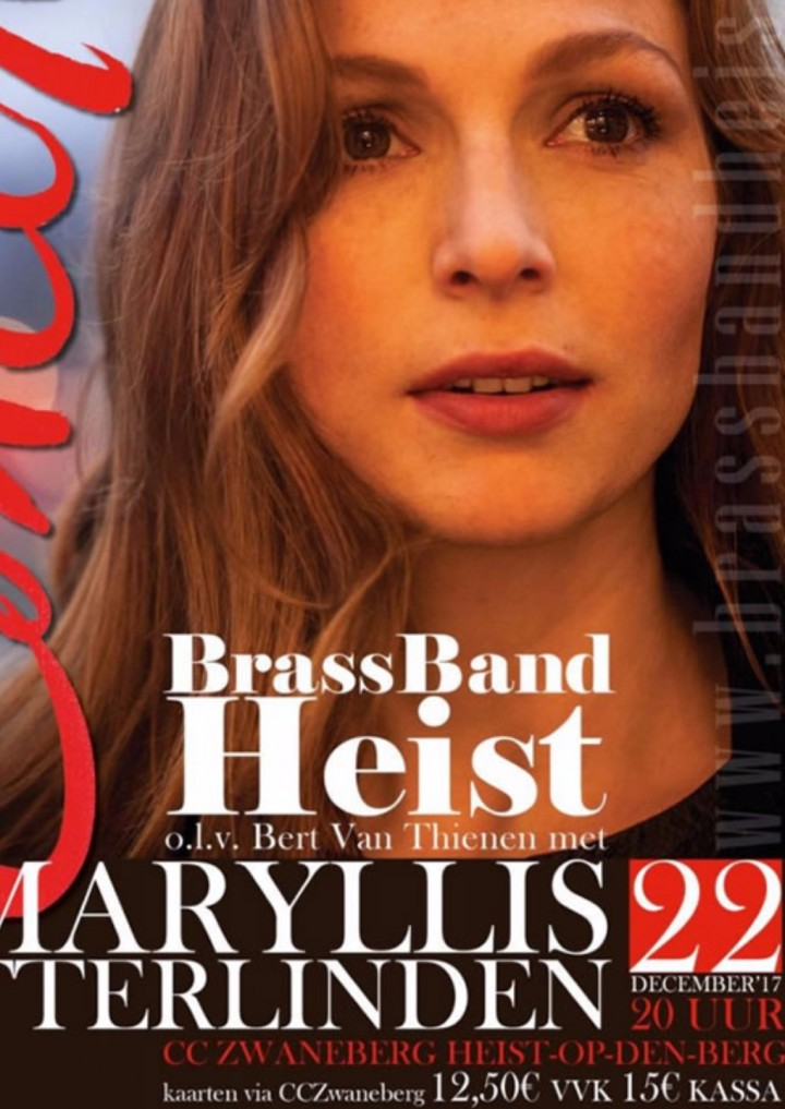 Amaryllis Uitterlinden & Brass Band Heist in Concert