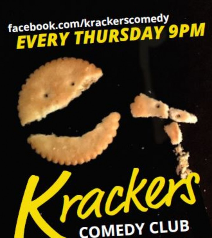Krackers Comedy Club