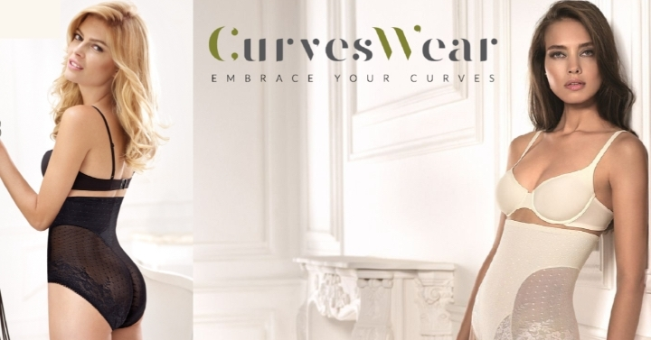 Launch CurvesWear.com