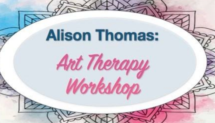 Galerie Q presents Alison Thomas- Art Therapist Workshop
