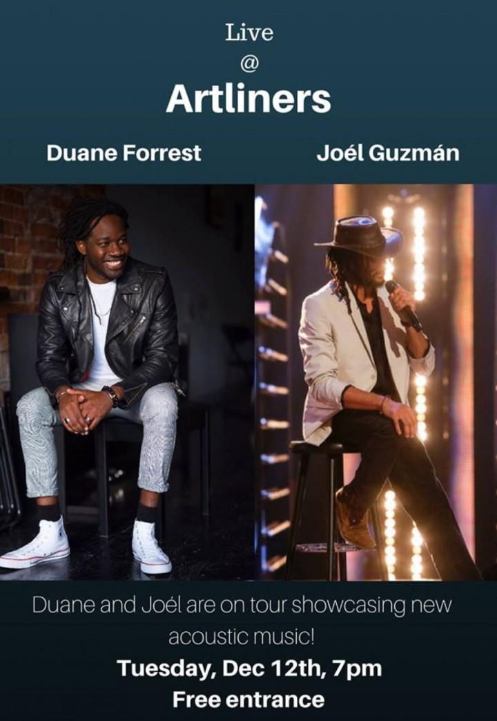 Duane Forrest Live