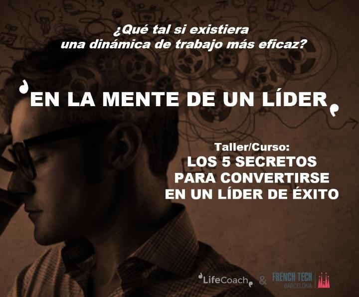 GRATUITO- `EN LA MENTE DE UN LÍDER` CONFERENCIA/TALLER