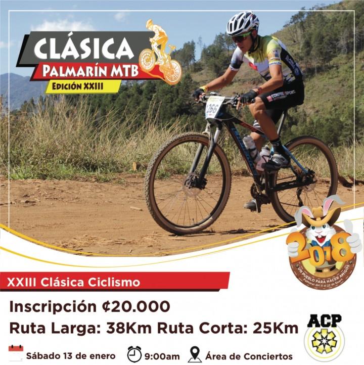 CLÁSICA PALMARIN MTB 2018