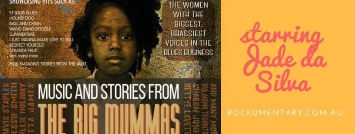 The Music & Stories from The Big Mummas