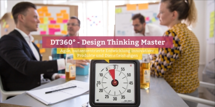 DT360° - Certified Design Thinking Master, Zurich
