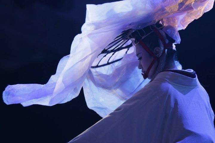 YUKIAI: Nagata Shachu and Kodo drummer's Chieko Kojima