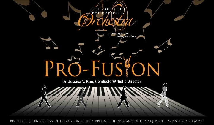 Pro-Fusion: music from The Beatles to Michael Jackson.