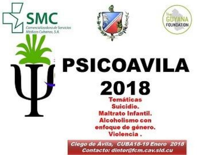 Psicoavila 2018