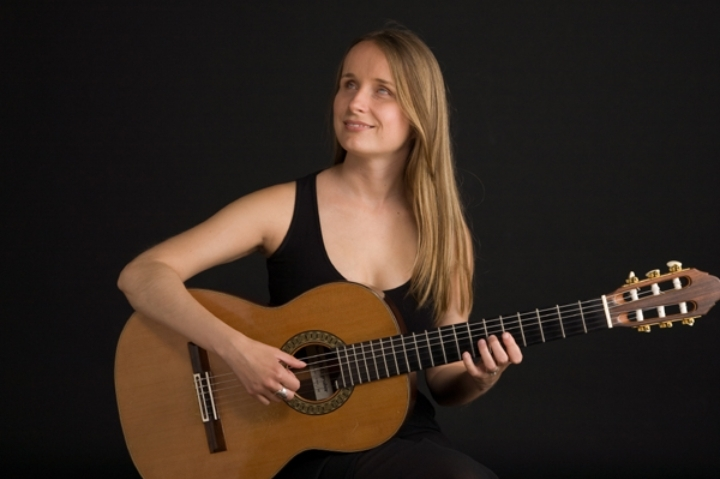 Austin Classical Guitar Presents: Ioana Gandrabur