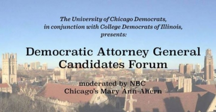 Democratic AG Candidates Forum