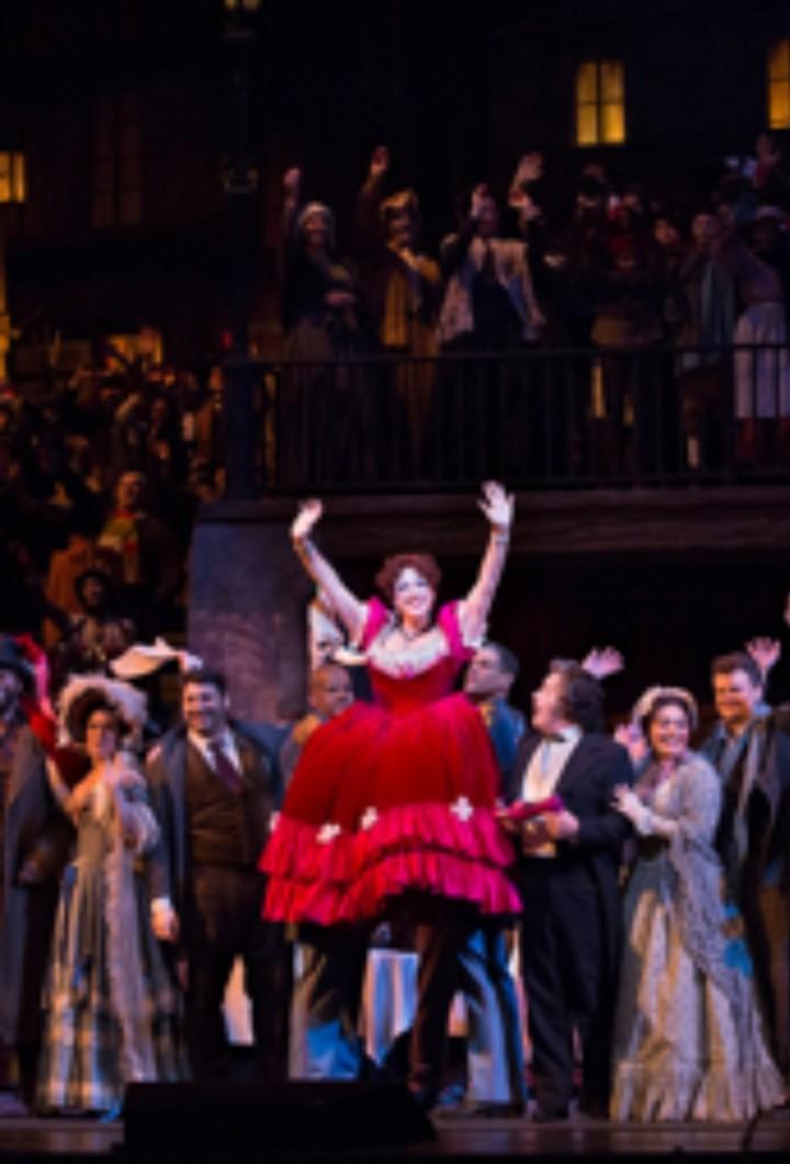 Met Opera ENCORE in HD: La Boheme (Puccini)