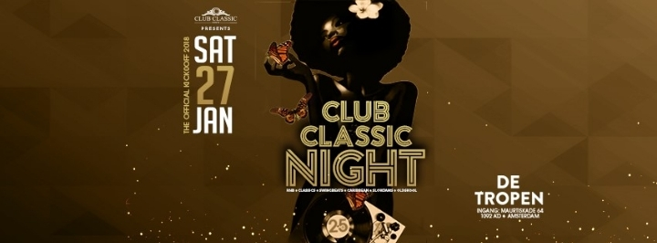 Club Classic Night