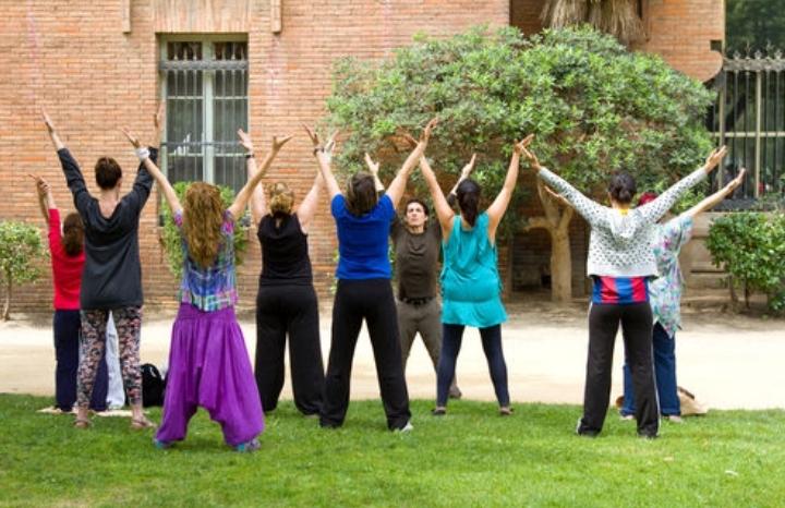 Falun Gong: Gratis lessen, Brugge