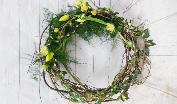Workshop: Easter Floristry