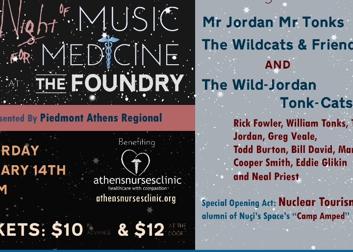 A Night of Music for Medicine