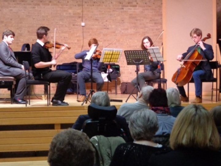 Moving Music: Students from Radley College & Magdalen College School
