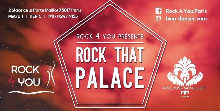 Rock That Palace n°5 - Spécial Nœud Papillon d'après Réveillon !