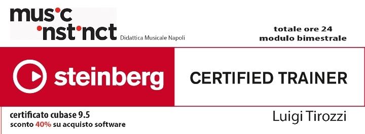 Cubase Certificato