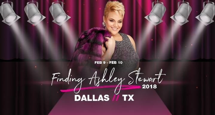 Finding Ashley Stewart 2018