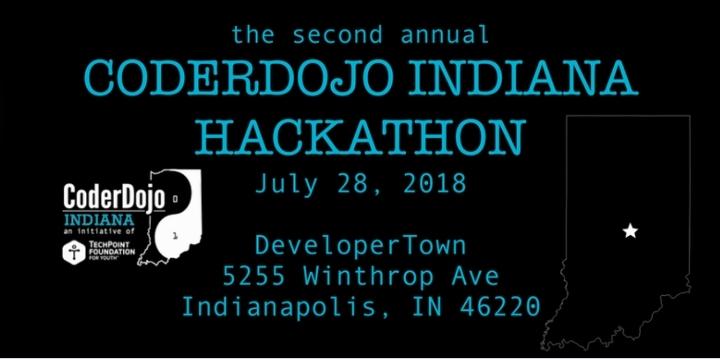 2018 CoderDojo Indiana Hackathon