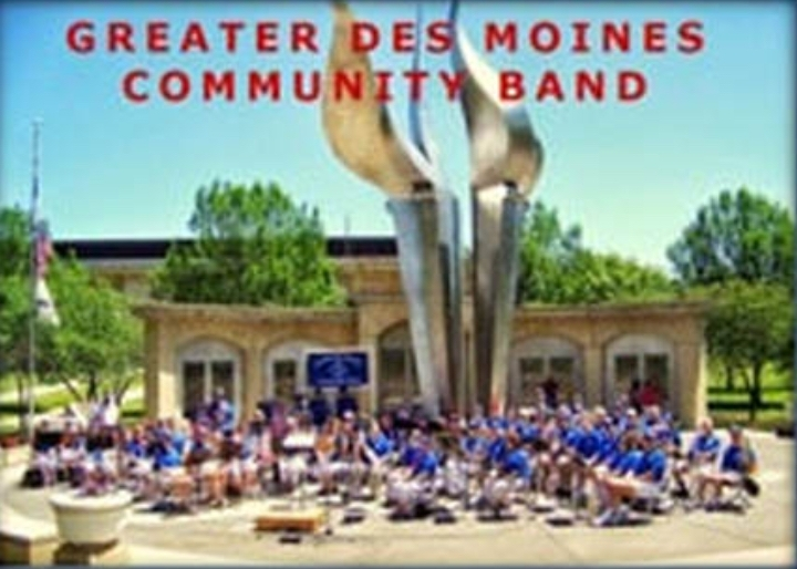 Perry Fine Arts Series  - Greater Des Moines Community Band