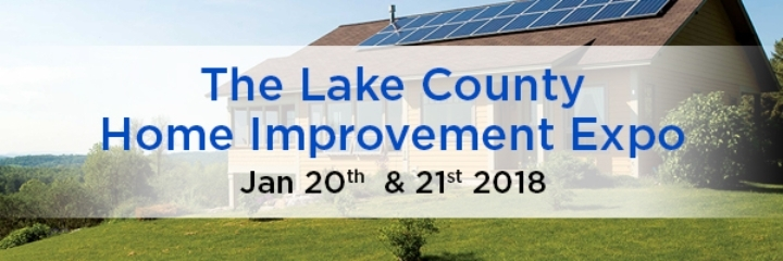 The Lake County Home Improvement Expo 2018