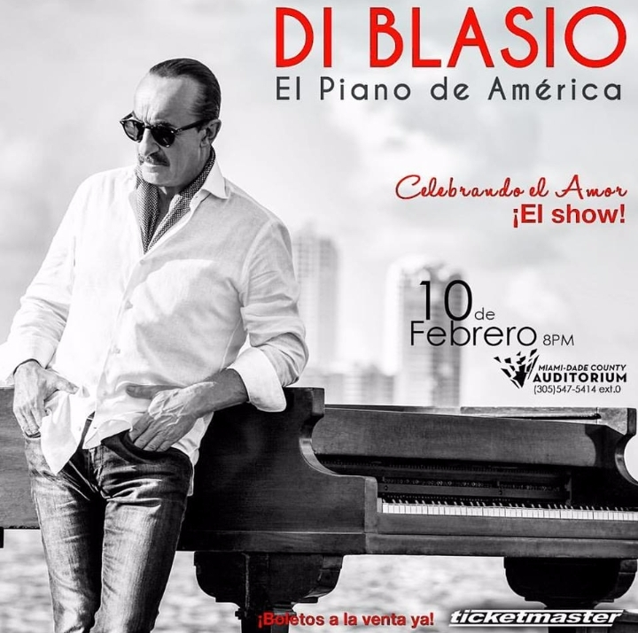 Piano Concert | Raul Di Blasio Celebrating Love